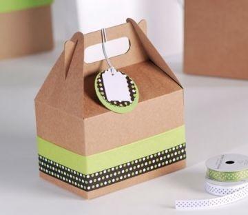 cajas de carton, bolsas kraft, etiquetas, empaques