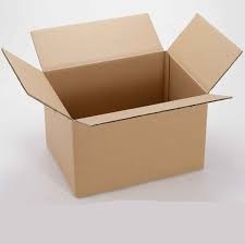 cajas de carton corrugado 20un. embalaje / mudanza 20x20x10