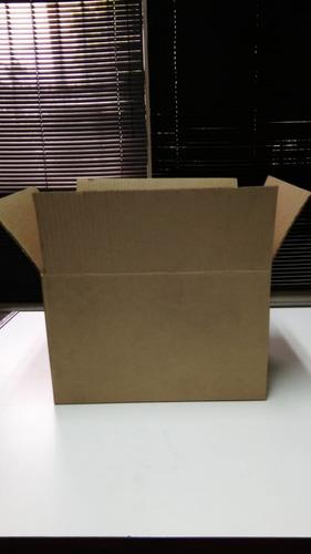 cajas de carton corrugado 70 lbs nuevas 350x230x180
