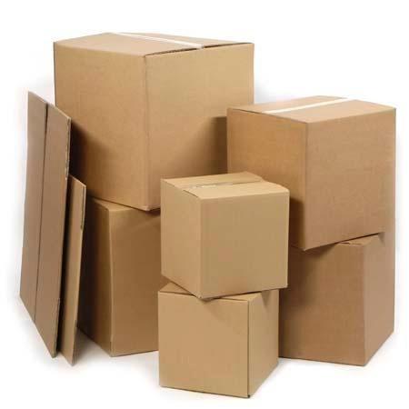 cajas de carton corrugado chicas impresas