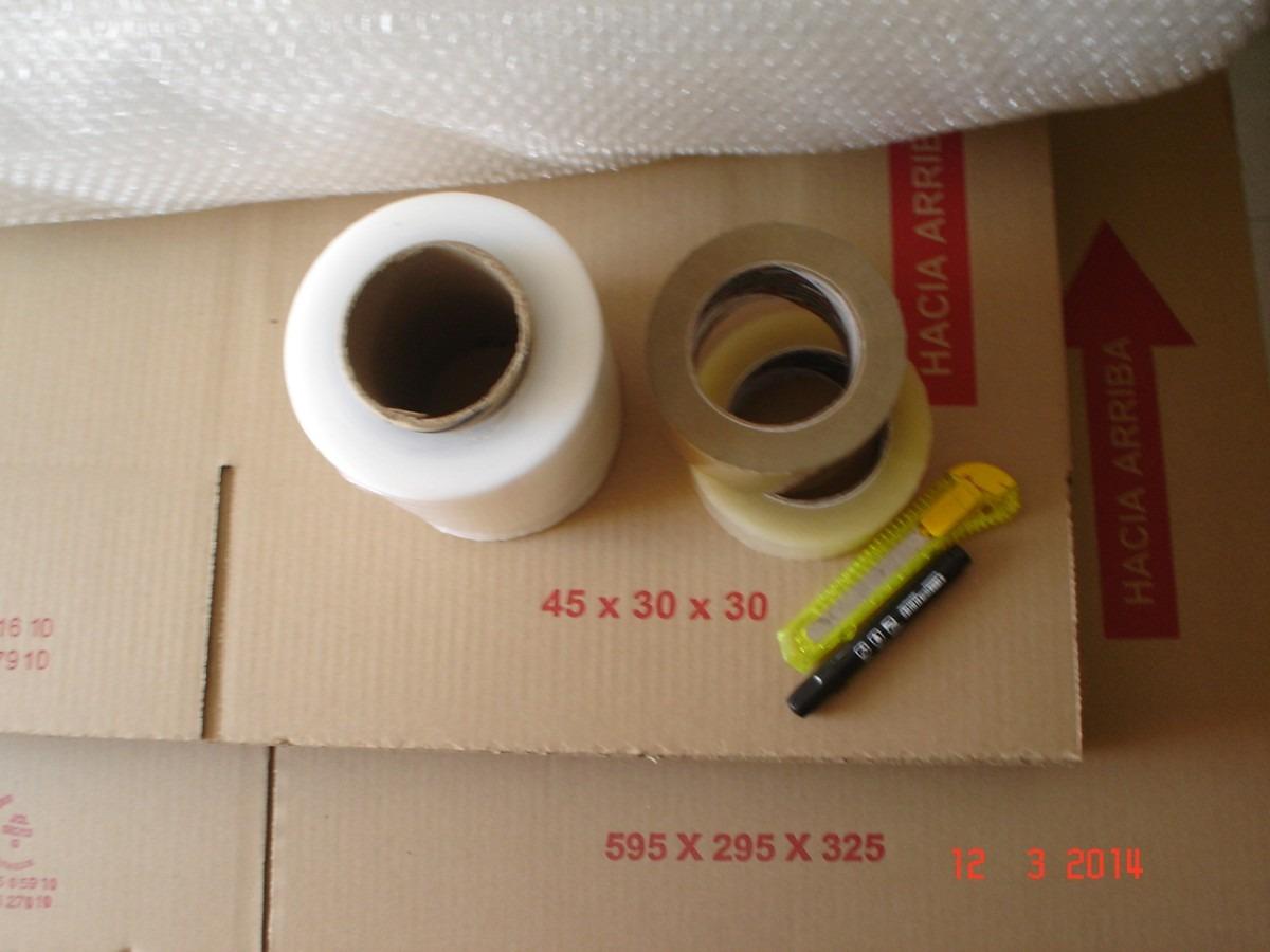 Cajas de cart n corrugado mudanza paquete en for Cajas de carton para mudanzas