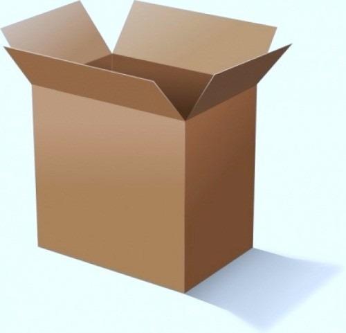 Cajas de cart n corrugado para embalaje env os mudanzas for Cajas carton embalaje