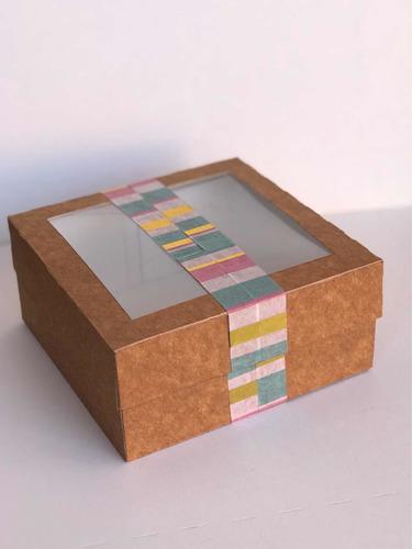 cajas de carton especiales para regalos o tortas