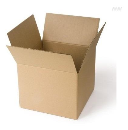 cajas de carton para embalaje  precio por bulto de 25 unidad
