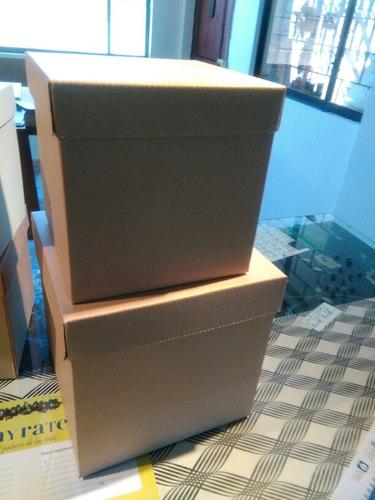 cajas de carton para toda ocasión