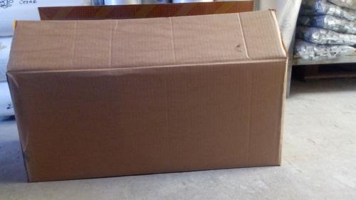cajas de cartón seminuevas mudanzas envios empaque 28x28x64