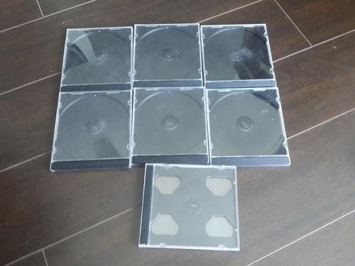 cajas de cds