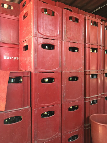 cajas de cerveza