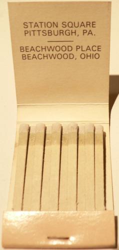 cajas de fósforos americanas