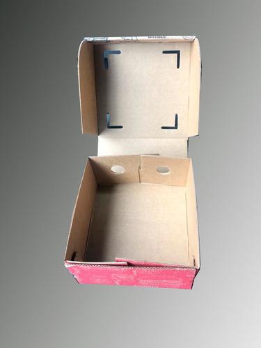 cajas de hamburguesa carton x 50 unidades