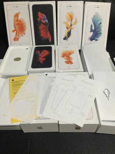 cajas de iphone 6 s  todos los colores y capacidades