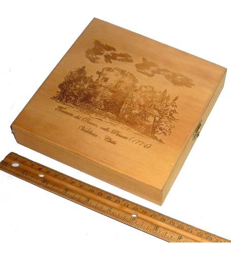 cajas de madera para guardar habanos y otros usos,valor c/u
