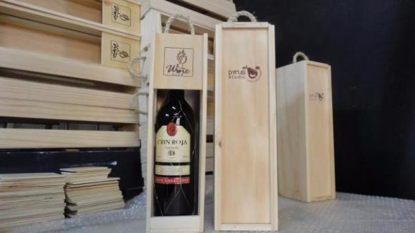 cajas de madera para vinos en mendoza