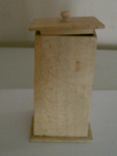 cajas de maderas para pintar y decorar