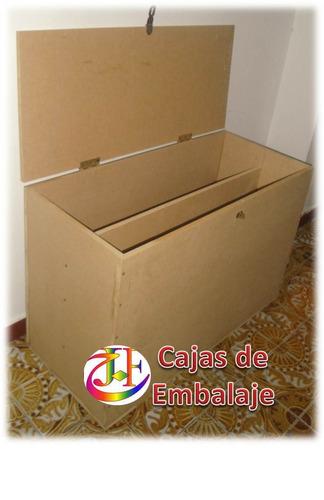 cajas de mdf embalaje, baul de madera, viajes