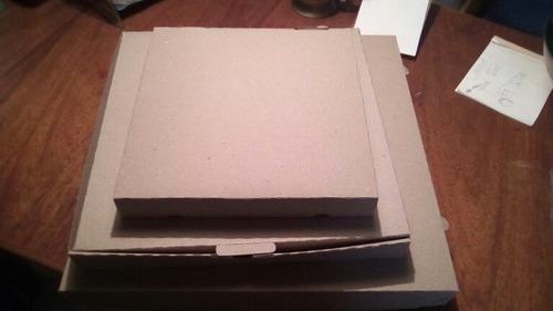 cajas de pizza grande 40x40 cm