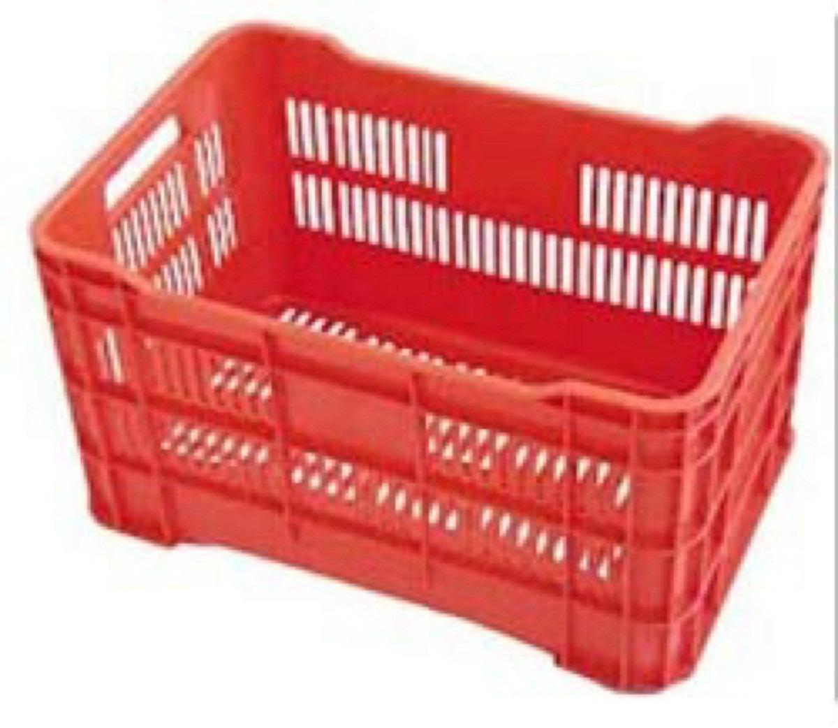Cajas de plastico agricolas en mercado libre for Cajas de plastico precio