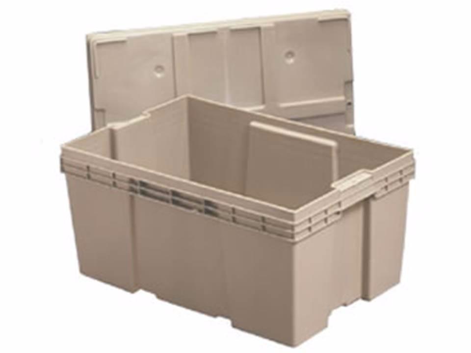 Cajas de plastico multiusos seminuevas en - Cajas de plastico ...