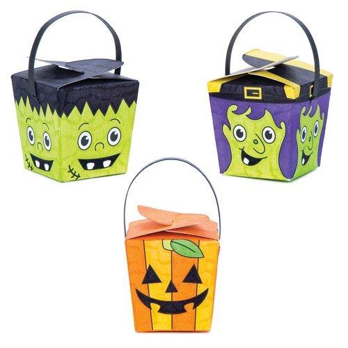 Cajas De Regalo De Halloween En Color Para Niños, Juguetes ...