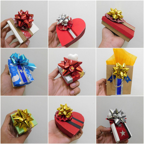 cajas de regalo decoradas