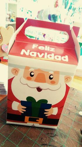 cajas de regalo navideñas