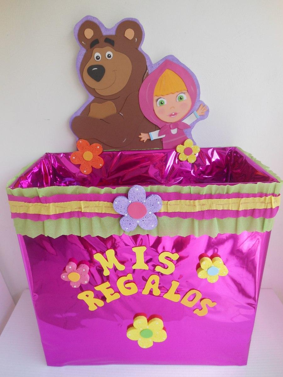 Masha y el oso regalo