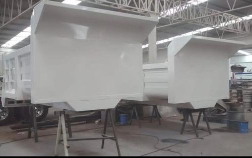 cajas de volteo 7 m cubicos, pared calibre 8, piso 1/4