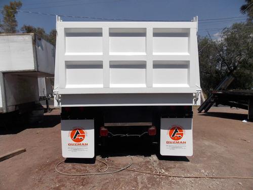 cajas de volteo de 3, 7 y 14 metros nuevas