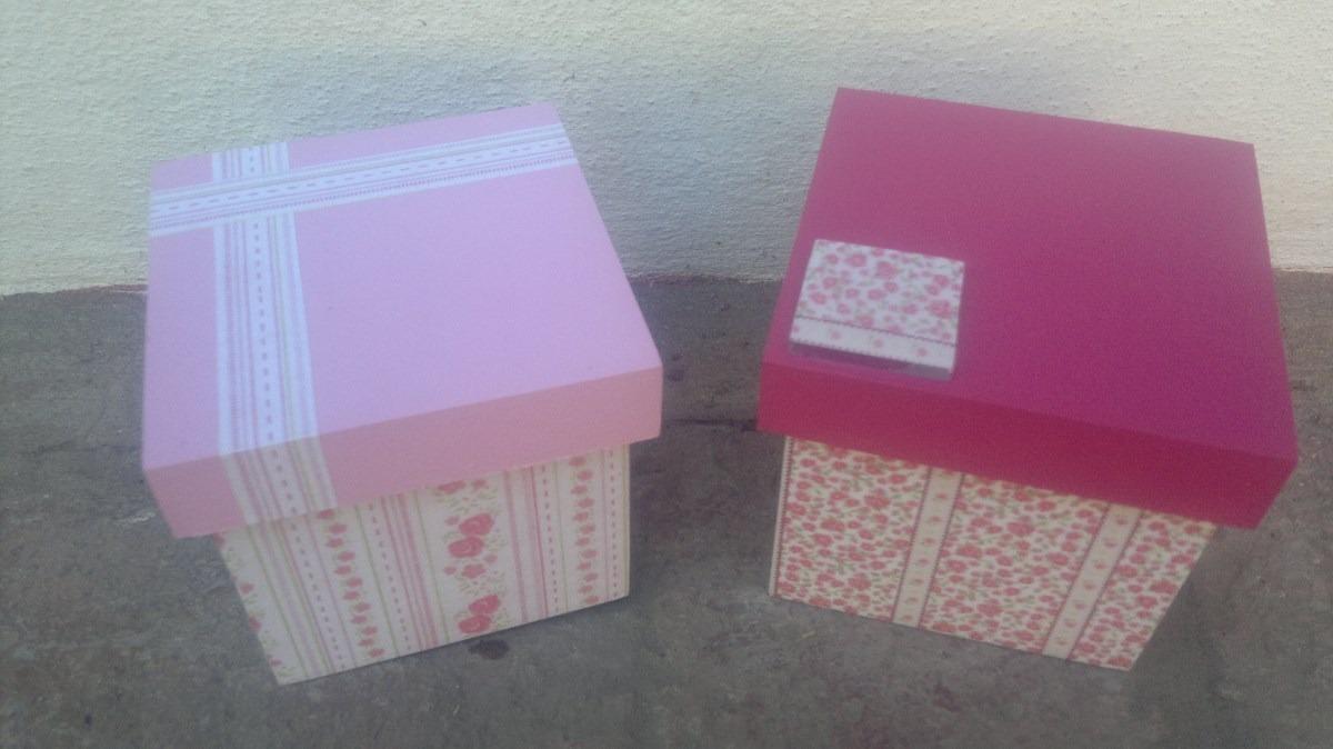 Cajas Decoradas (decoupage, Craqueladas, Falso Cuero Etc)