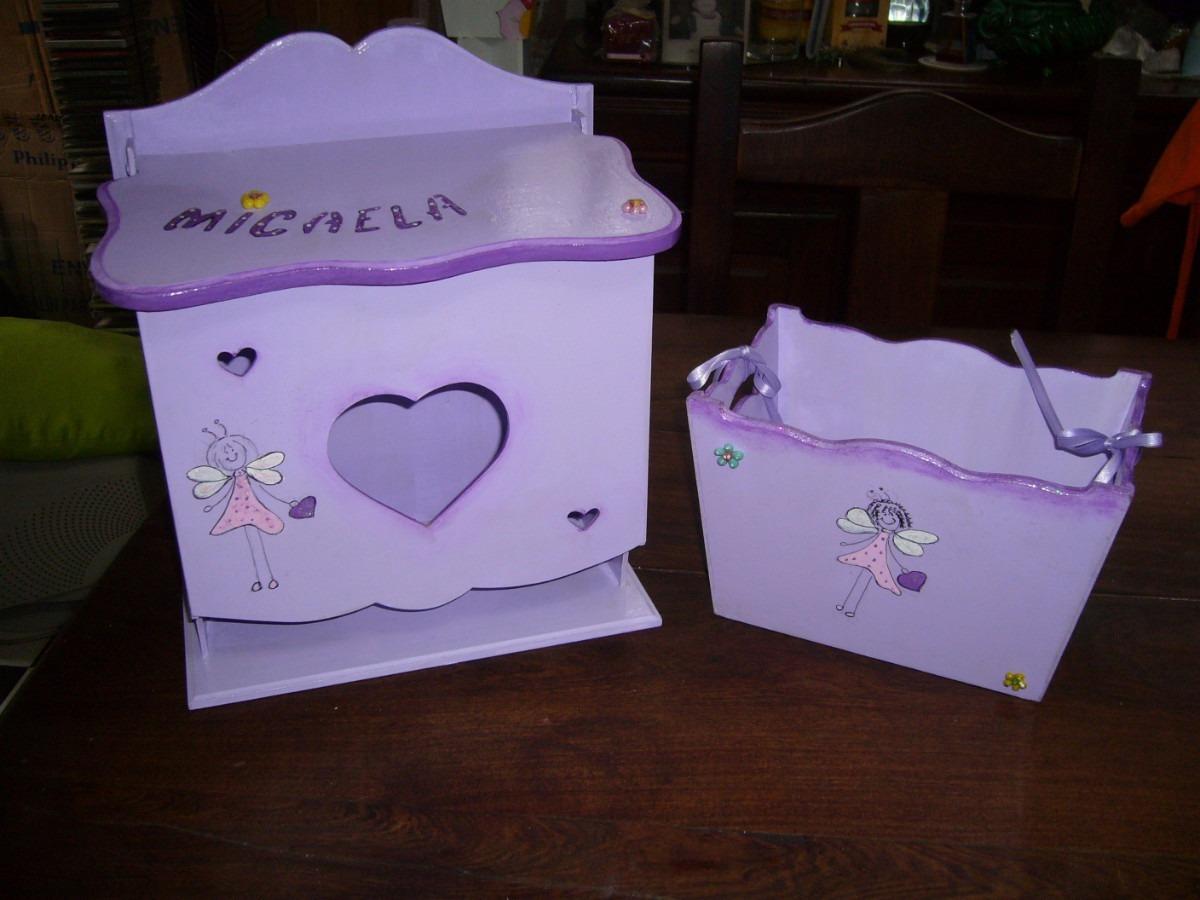 Cajas Decoradas Para Ajuar -baby Shower - Pañales !! - $ 140,00 en ...