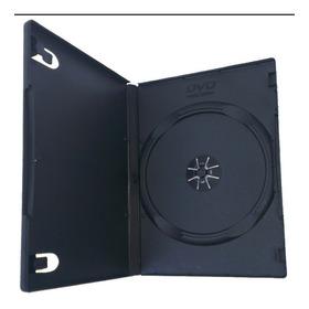 Cajas Dvd Plasticas X 100 Unidades