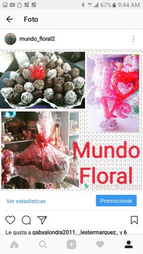 cajas en mdf decoradas en flores com servicio a domicilio