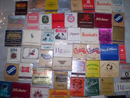 cajas fosforo coleccion