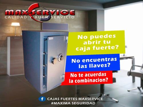 cajas fuertes servicio técnico aperturas mantenimiento