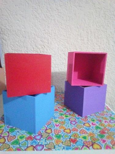 cajas mdf