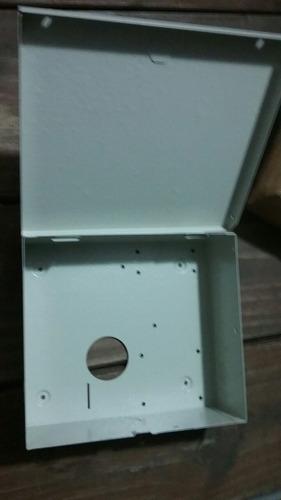 cajas metalicas alarma
