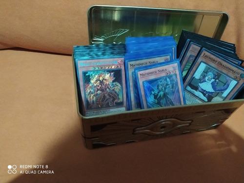 cajas mystic fighter