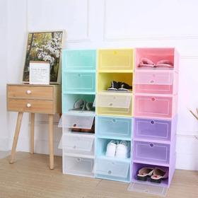 Cajas Organizadora Zapatos X6  (hasta T.43) Sneaker Zapatera