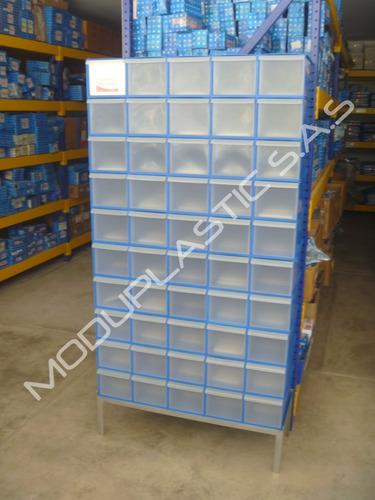 cajas organizadores gavetas módulos grande gc04