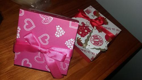 cajas para bombones, souvenir, regalos
