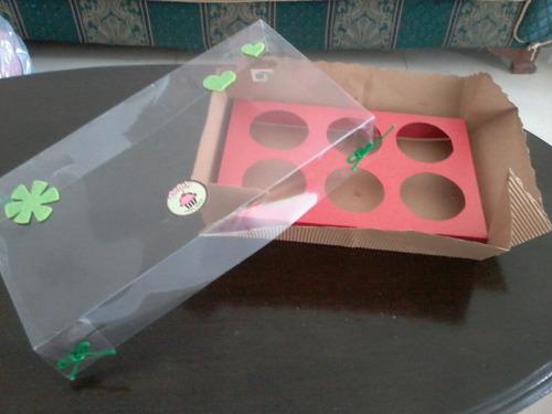 cajas para cup cakes