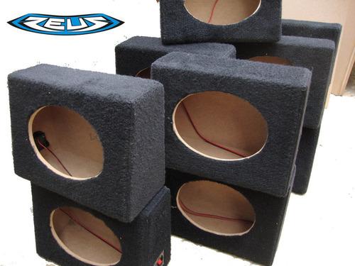cajas para parlantes 6x9 pulgadas !!!
