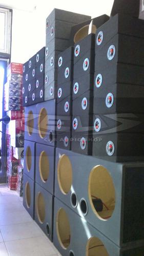 cajas para parlantes 6x9 , zeus !!! las mas vendidas !!!