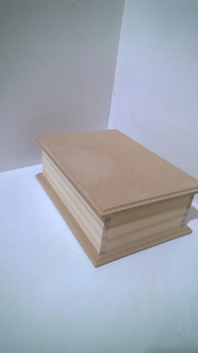 Cajas para pintar en madera y mdf 300 00 en mercado libre - Madera para pintar ...