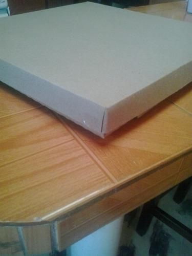 cajas para pizzas 40x40 cm grandes