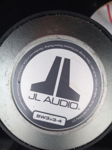 cajas para subwoofer originales jl audio