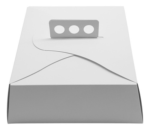cajas para tortas tartas y masas 27x27x10 pack x 50 unid