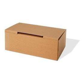 Cajas Para Zapatillas En Microcorrugado Marron
