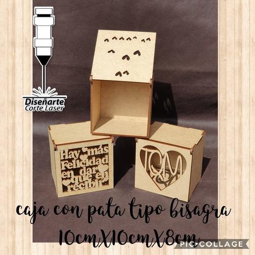 cajas personalizadas de cualquier tamaño en madera