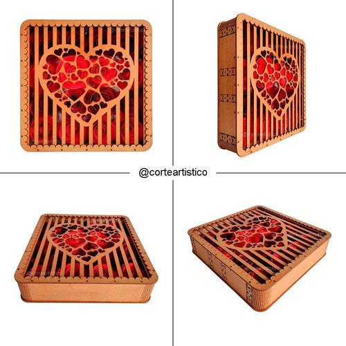 cajas personalizadas flores rosas regalos chocolates cumple